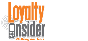 Connecting consumers to great savings with local merchants using the LoyaltyInsider mobile loyalty system